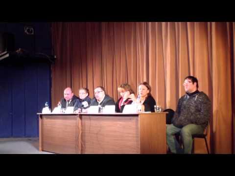 Итоговая пресс-конференция фестиваля