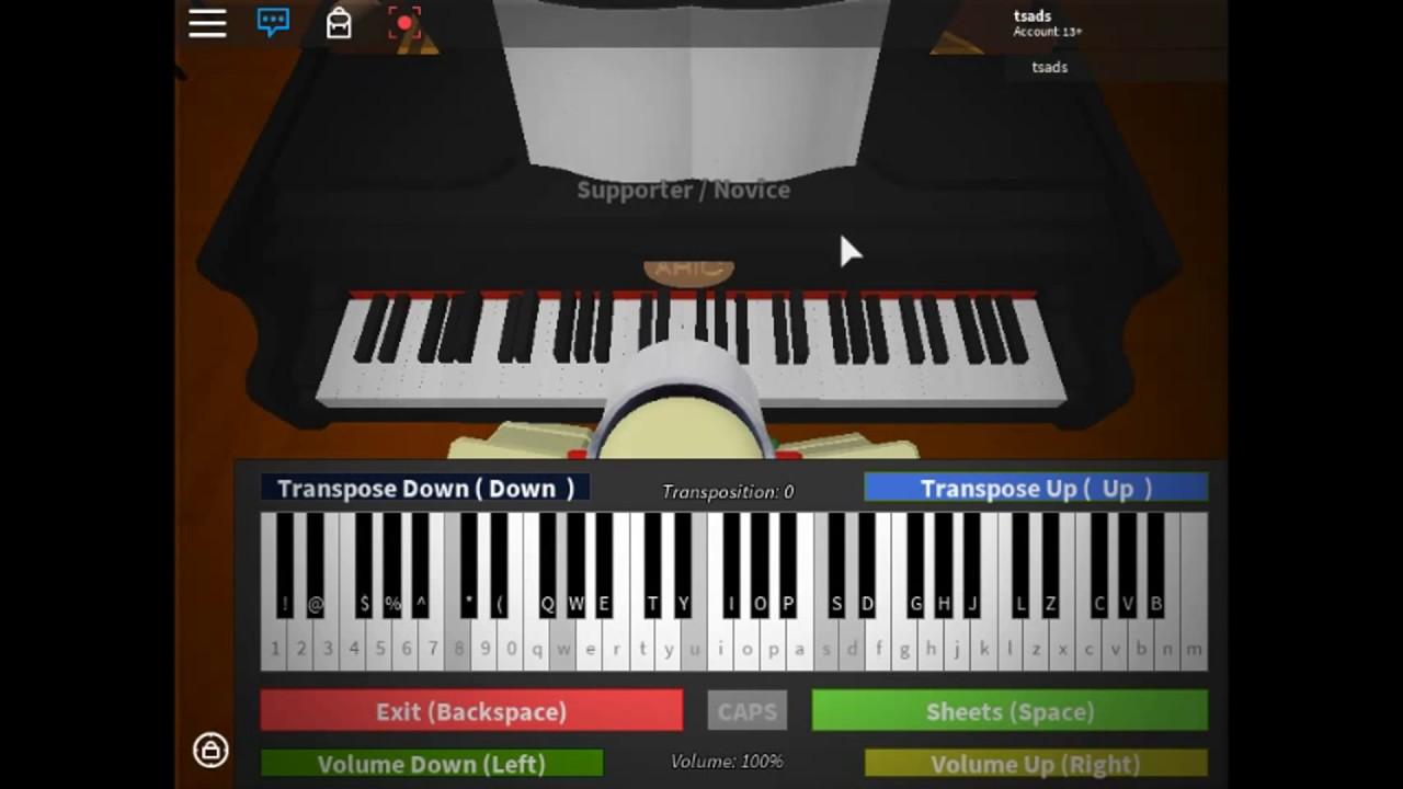 Lukas Graham 7 Years Easy Roblox Piano Youtube
