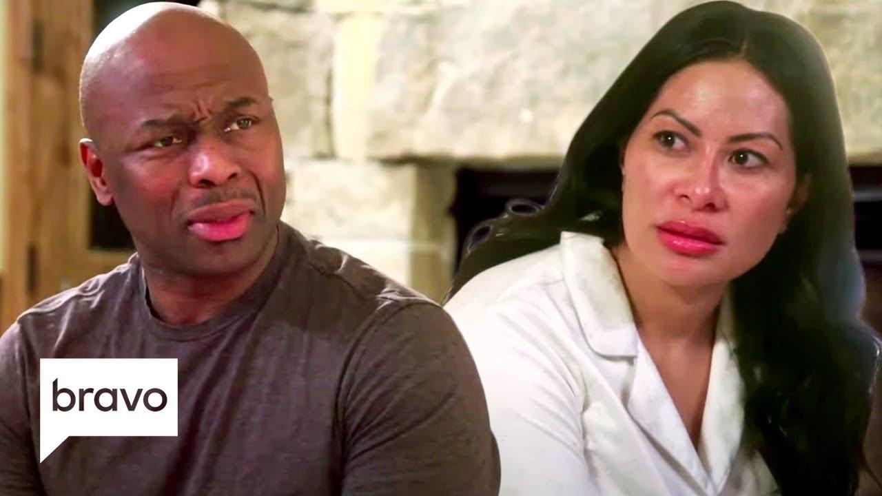 "Jen Shah Tells Husband Sharrieff ""I Needed You Here"" In Emotional Plea | RHOSLC Highlights (S1 Ep10)"