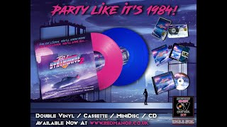 Red Manor Records Presents : This Is Synthwave 2 - Complete Album Playthrough