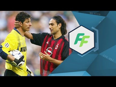 Italian and Milan legend Alessandro Nesta - EXCLUSIVE
