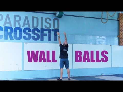 Generate HOW TO IMPROVE WALL BALLS (Paradiso CrossFit) Pics