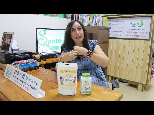 Kit de ovarios poliquísticos - Santo Remedio Panamá.