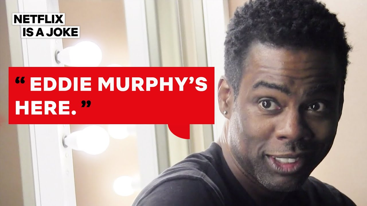 Dave Chappelle, Chris Rock, and Arsenio Hall Tell a Crazy Richard Pryor Story
