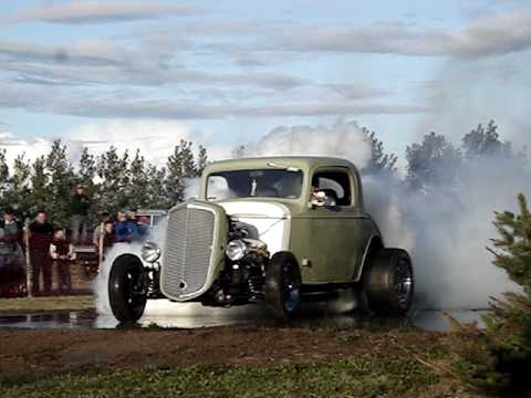 lake park burnout 1933 chevrolet youtube. Black Bedroom Furniture Sets. Home Design Ideas