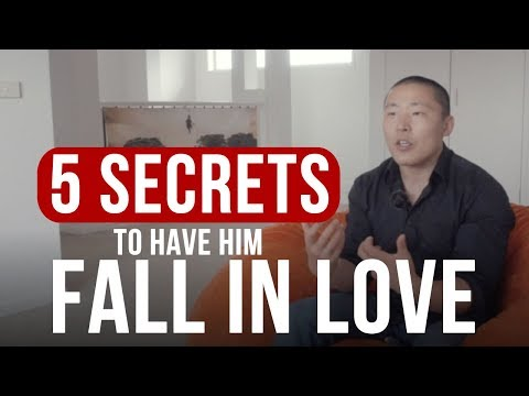5 SECRETS TO HAVE YOUR MAN FALL DEEPLY IN LOVE WITH YOU