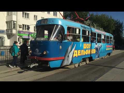 Первый автобус Екатеринбурга
