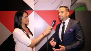 entrevista a robert almonte para agenda vip
