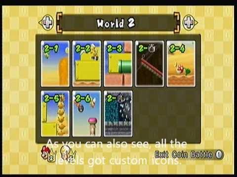 Another Super Mario Bros. Wii -...