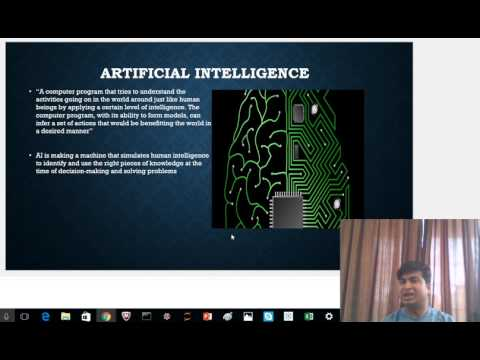 What is Artificial Intelligence ?
