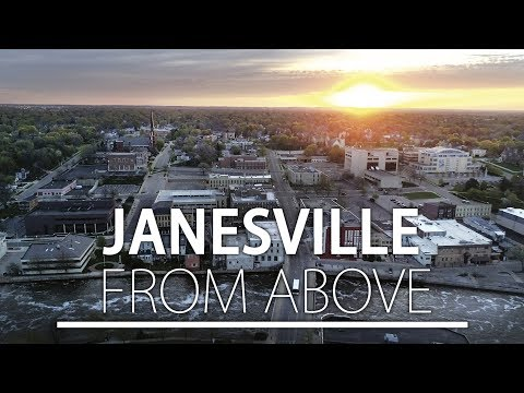 Janesville From Above