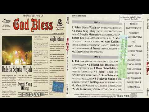 God Bless - 18 Greatest Hits Of (1992) [HQ Audio]
