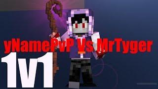 1v1 Contra MrTyger! Melhor de 4! Servidor KitPvP 1.7/1.8