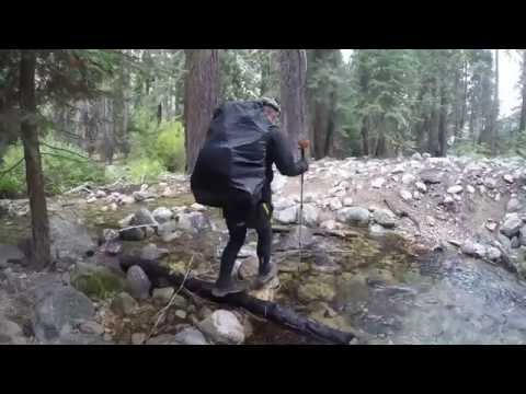 King's Canyon Backpacking Trip