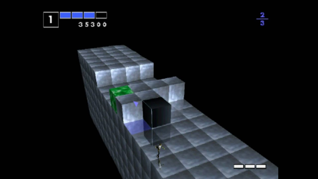 Intelligent Qube PS1 ROM #14