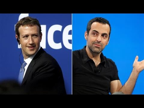 Facebook Taps Barra to Lead Virtual-Reality Effort