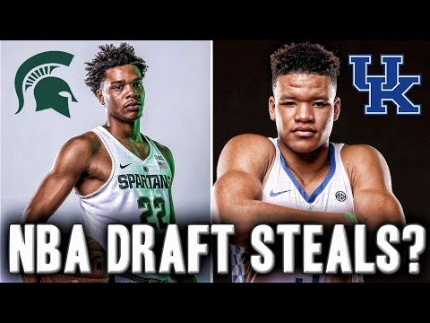 5 Sleepers From The 2018 NBA Draft At The Start Of College Basketball | Possible Draft Steals?