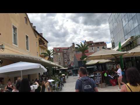 Split Croatia beautiful city