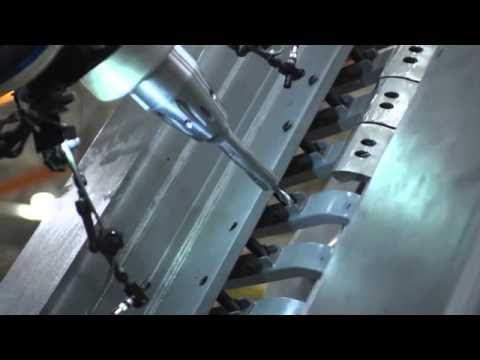 NASA's Orion EFT Vehicle Construction