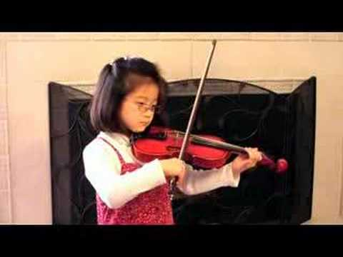 Gavotte in D Major - Bach (Suzuki Book 3)