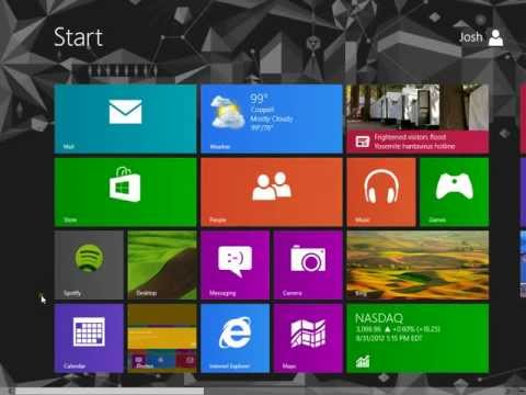 How To Unhide Folders In Windows 8
