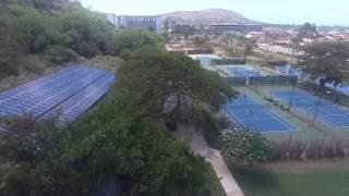 Oahu Club Bird's Eye View