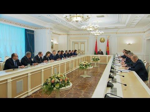 Лукашенко актуализировал задачи Администрации Президента