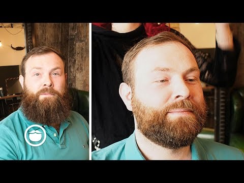 Summer Beard Trim at Barbershop by Sophie Sky
