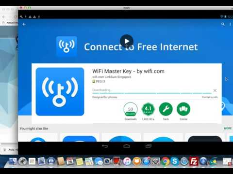 WiFi Master Key For PC - Download Now - Windows And Mac