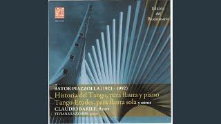 Tango-Etudes, para Flauta Sola: Nº 3. Molto Marcato e Energico