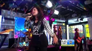 demi lovato heart attack live http www youtube com watch v rkchtpeieng gma abc ch 7