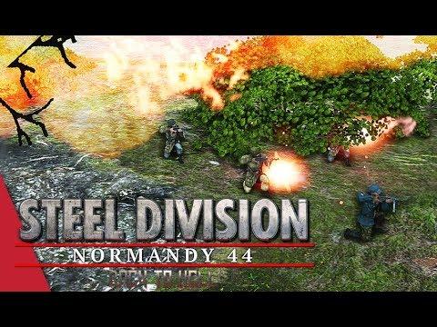 3rd APT Grand Final Game 1! Steel Division: Normandy 44 - YueJin vs Tarsh IV (Mont Ormel, 1v1)