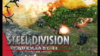 3rd APT Grand Final Game 1 Steel Division Normandy 44 - YueJin vs Tarsh IV Mont Ormel, 1v1