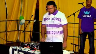 Dj King Hype WELCOME TO BADDIS SOUND Mad Hard Mix)