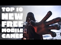 Top 10 Free Mobile games 2016-2017 (DEC-JAN) | iOS & Android