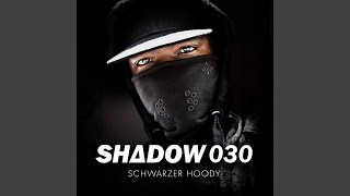 Schwarzer Hoody