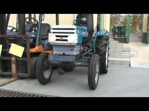 Used Compact Tractor 三菱 Mitsubishi D2350