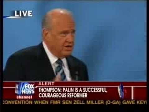 Republican National Convention Fred Thompson Speech