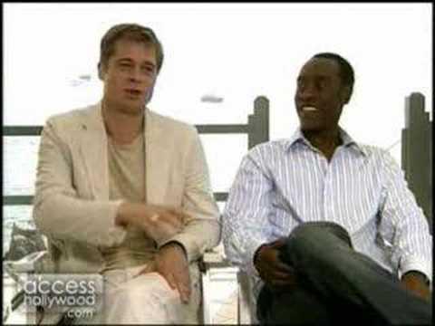 Download Brad Pitt - Ocean's Thirteen Interview