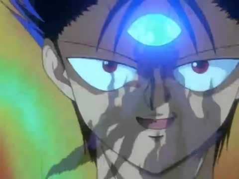Yu Yu Hakusho - Ep 30 - As Chamas Mortais - (Dublado PT-BR)