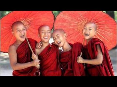 ¿Cómo Convertirse En Un Buda?  2017