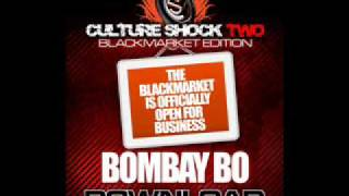 LOMATICC SUNNYBROWN BABA KAHN - BOMBAY BO Culture Shock 2 Black Market !!!BRAND NEW SINGLE!!!!