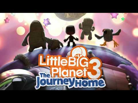 LittleBigPlanet 3 (DLC) Soundtrack - A Little Knight Music