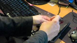 Unboxing of Gaming Keyboard Marvo  K 636 Black and quick start guide
