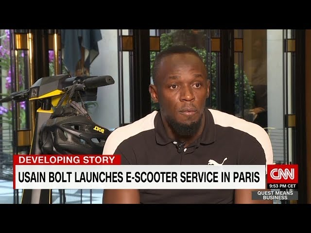 Bolt Scooter Promo