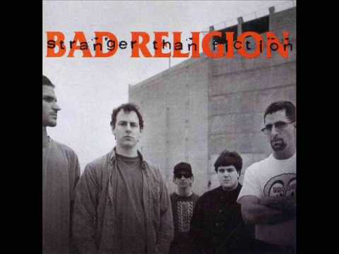 Bad Religion - News From The Front (with lyrics)