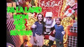FA LA LAND Christmas Pop-Up Museum!