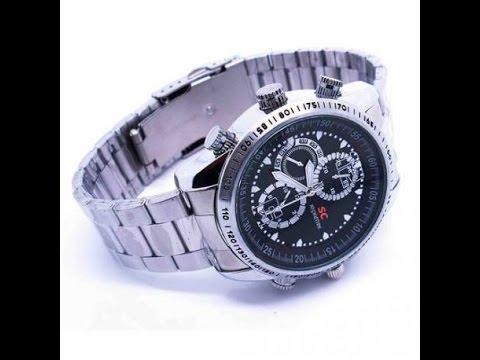 0476f6c39b73 Unboxing Reloj espía