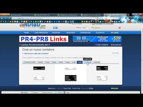 tutorial FORUMFREE   FORUMCOMMUNITY contatore histats