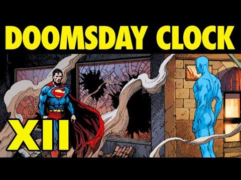 Watching The Watchmen Doomsday Clock 12 Spoiler Review And